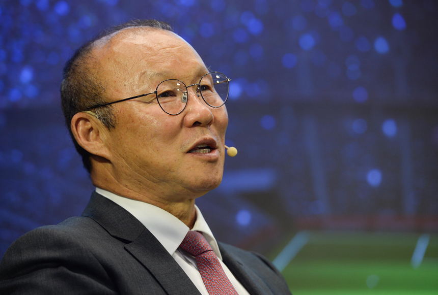 HLV Park Hang Seo đã có quyết định thay thế Đình Trọng