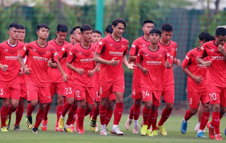 Đội hình U22 Việt Nam tham dự SEA games 31